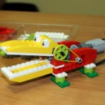 LEGO Education WeDo 1.0 - krokodyl
