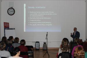 Konferencja: Egzamin ósmoklasisty – jak dobrze przygotować do niego uczniów