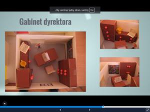 Festiwal Książki - fragment prezentacji SP 9 w Bielsku-Białej