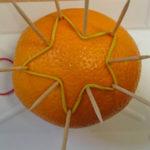 Gwiazda na pomarańczy
