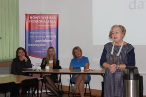 Kobieta przedsiębiorcza - wykład