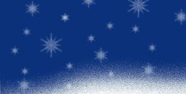Zimowe gwiazdki