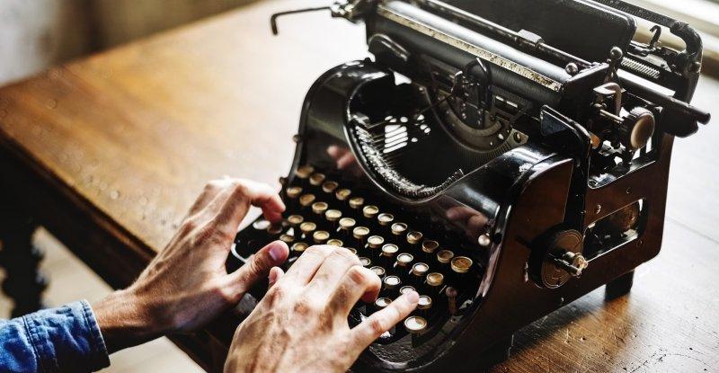 Maszyna do pisania. Aktualności