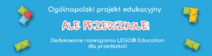 Baner Konferencji ALE Przedszkole