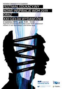 Plakat - Festiwal edukacyjny Nowe inspiracje