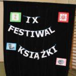 IX Festiwal Książki