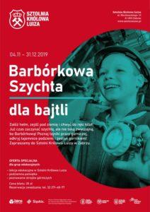 Plakat: Barbórkowa Szychta