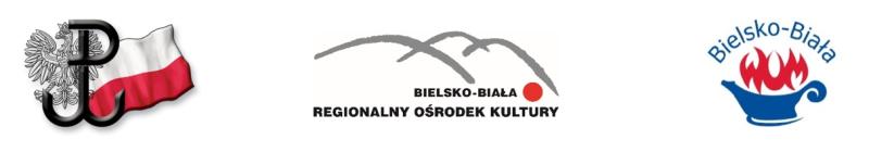 Logotypy SPAK - ROK - RODN WOM w Bielsku-Białej
