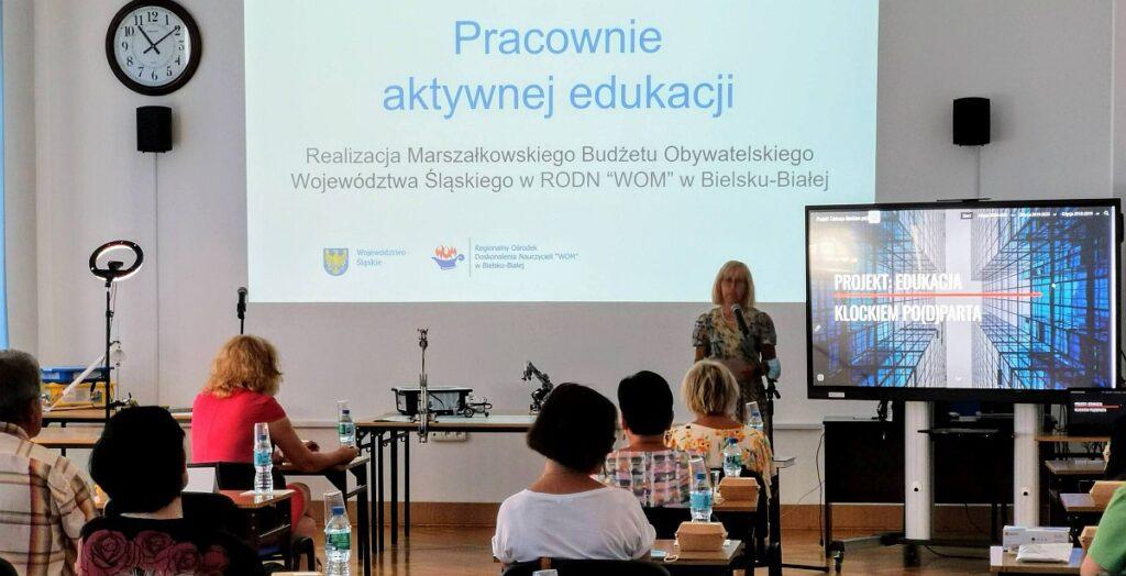 Otwarcie Pracowni Aktywnej Edukacji